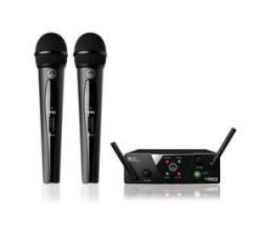 Вокальная радиосистема AKG WMS40 Mini2 Vocal Set BD US45A/C (660.700&662.300)