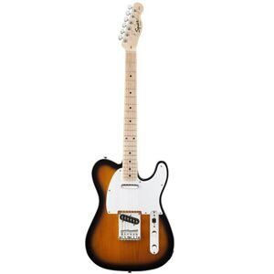 Электрогитара Fender Squier Affinity Telecaster MN 2-Color Sunburst