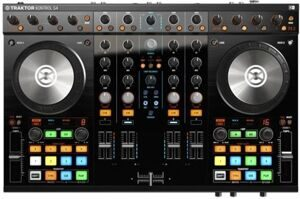 Dj-контроллер Native Instruments Traktor Kontrol S4 Mk2